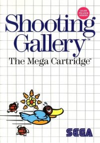 Обложка Shooting Gallery