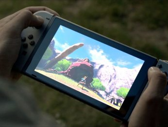 Презентация Nintendo Switch на русском языке