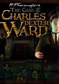 Обложка H. P. Lovecraft's The Case of Charles Dexter Ward