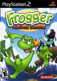 Обложка Frogger: Ancient Shadow