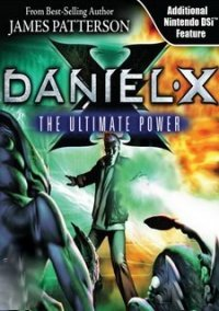 Обложка Daniel X: The Ultimate Power