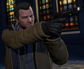 Rockstar Games похвасталась кадрами из Grand Theft Auto 5 для PC