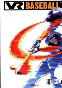 VR Baseball 99 – фото обложки игры