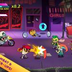 Скриншот Big Action Mega Fight! – Изображение 4