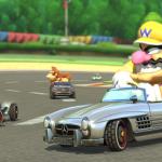 Скриншот Mario Kart 8: Mercedes-Benz – Изображение 4