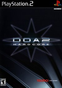 Обложка DOA 2: Hardcore