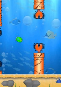 Обложка Chubby Fish - An Underwater Flying Bird Fish Adventure Game