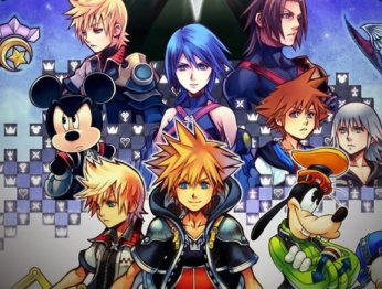 Kingdom Hearts HD I.5 + II.5 Remix. Борись с тьмой