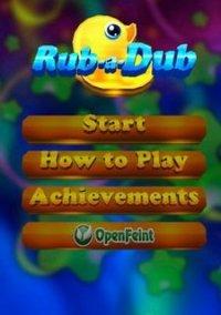 Обложка Rub-a-Dub