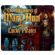Обложка The Adventures of Mary Ann: Lucky Pirates