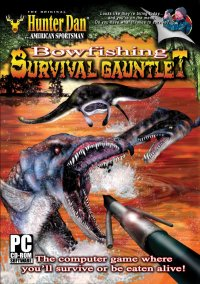 Hunter Dan Bowfishing Survival Gauntlet – фото обложки игры