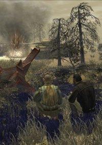Добровольцы: Скрытая война – фото обложки игры