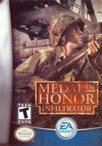 Обложка Medal of Honor: Infiltrator