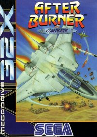 Обложка After Burner Complete