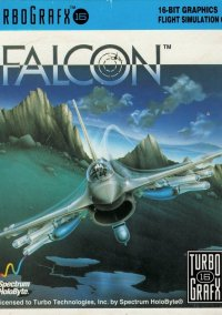 Обложка Falcon