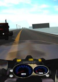 Обложка Motorcycle Rider - Highway