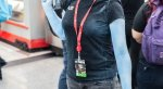 10 самых горячих косплейщиц выставки New York Comic Con 2013 - Изображение 26