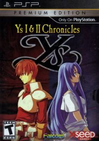 Обложка Ys I & II Chronicles+