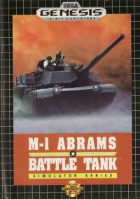 Обложка M-1 Abrams Battle Tank