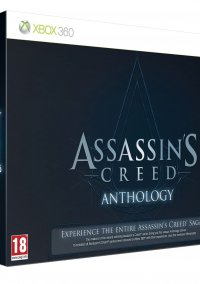 Обложка Assassin's Creed Anthology