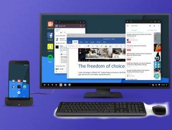 Remix Singularuty превратит Android-смартфон в компьютер