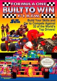 Обложка Formula One: Built to Win