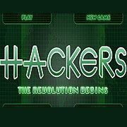 Обложка Hackers: The Revolution Begins