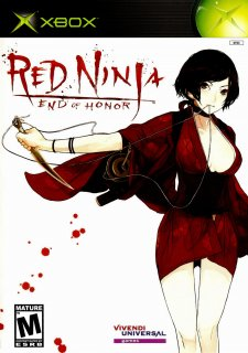 Red Ninja: End of Honor