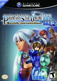 Обложка Phantasy Star Online Episode III: C.A.R.D. Revolution