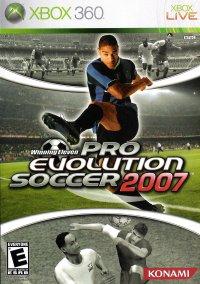 Обложка Pro Evolution Soccer 2007