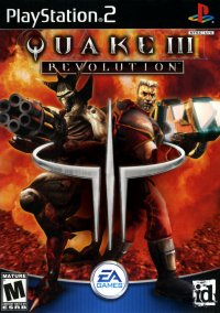 Обложка Quake III Revolution