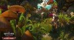 Геральт попадает в грибное королевство на скриншотах из «Крови и вина» - Изображение 4