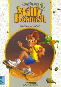 Обложка The Adventures of Willy Beamish