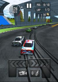 Thumb Car Racing – фото обложки игры