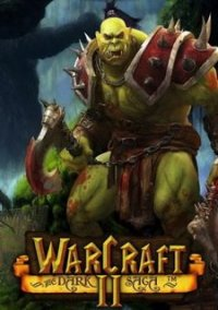 Обложка Warcraft II: The Dark Saga