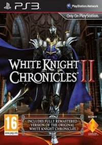 Обложка White Knight Chronicles II