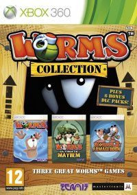 Worms Collection – фото обложки игры