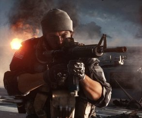 Из Battlefield 4 убрали автомат M16A3