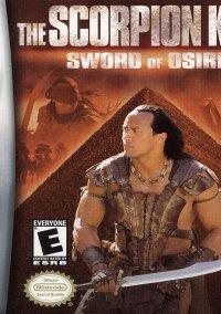 Обложка The Scorpion King: Sword of Osiris