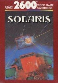 Обложка Solaris