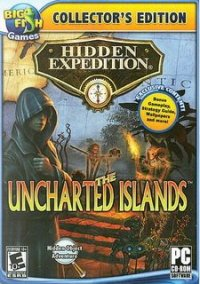 Обложка Hidden Expedition: The Uncharted Islands