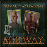 Обложка Naval Campaigns: Midway