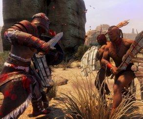 Крепости и монстры на новых скриншотах Conan Exiles