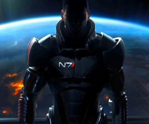 Кинематографический трейлер Mass Effect 3