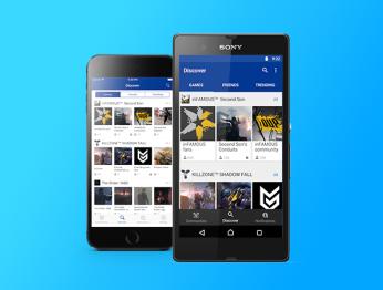 Sony вынесла «Сообщества PlayStation» в приложения для Android и iOS