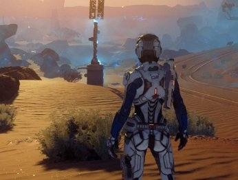 Mass Effect: Andromeda стартовала слабее прошлых частей