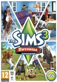 Обложка The Sims 3: Питомцы