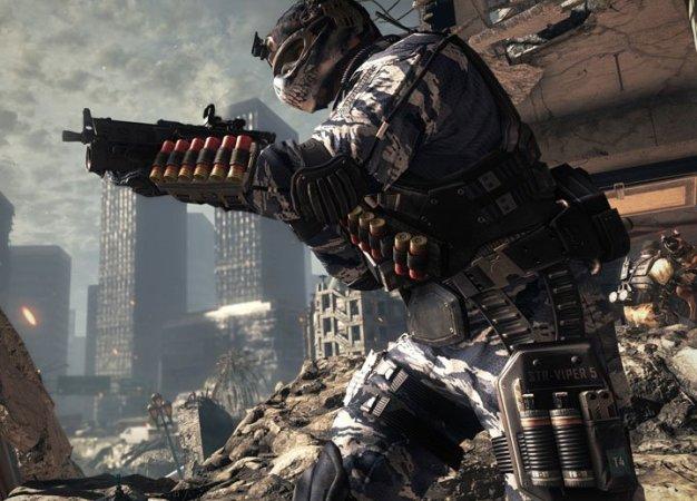 Рецензия на Call of Duty: Ghosts (мультиплеер)