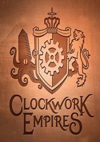 Обложка Clockwork Empires