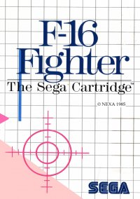 Обложка F-16 Fighter